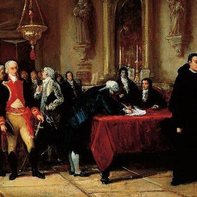 Ilustración - Procesos de independencia en América: García Barragán Edgar Alberto 5ºA T/M timeline