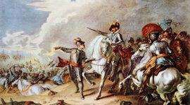 NAPOLEÓN, RESTAURACIÓN, LIBERALISMOS Y NACIONALISMOS (1804-1870) timeline