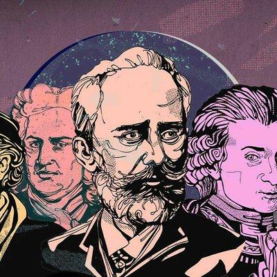 Οι 8 καλύτεροι κλασικοί συνθέτες (Υποκειμενικά) timeline
