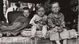 La Gran Depresión 1929. timeline