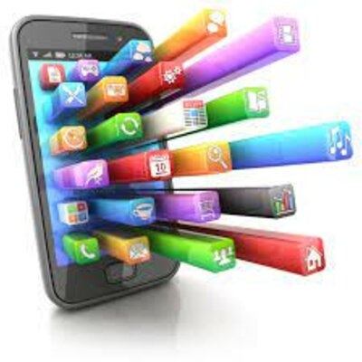 primeras aplicaciones moviles timeline