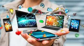 Línea de Tiempo: Desarrollo y evolución de la WEB y las TIC - TAC - TEP.  timeline