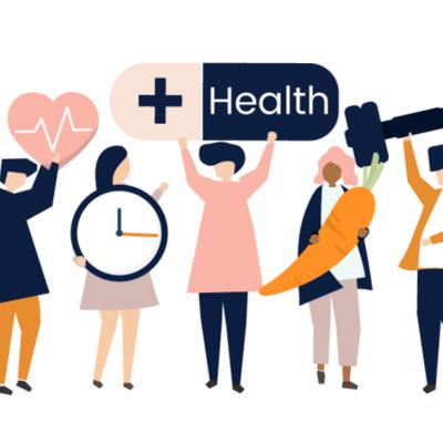 Antecedentes para llegar a entender los determinantes de la salud. timeline