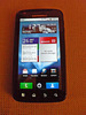 Introduction of first smart phone