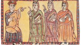 Els visigots a la península Ibèrica timeline