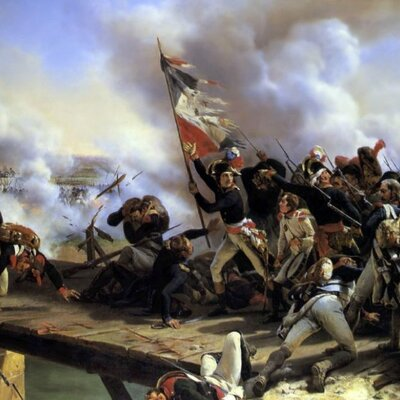 The American and French revolutions timeline