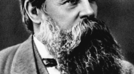 Frederick Engels 11/28/1820 - 8/5/1895 timeline