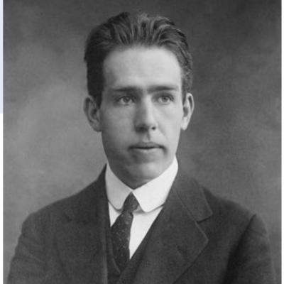 Niels Henrik David Bohr  timeline