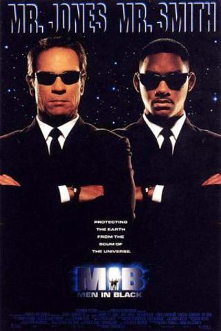 Starred in Men in Black with Tommy Lee Jones