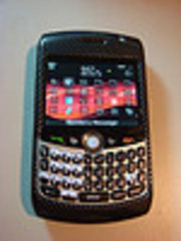 intro. of blackberry