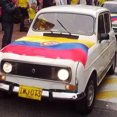 Hechos Historicos de Colombia en el siglo XIX timeline