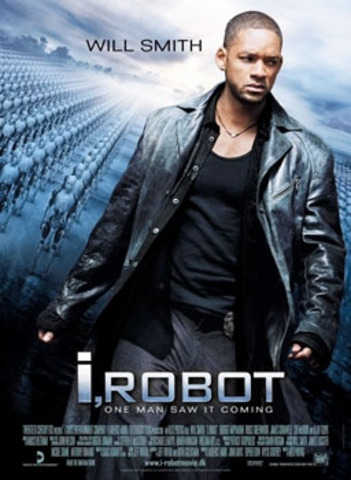 Got lead role in the sci-fi movie 'I-Robot'