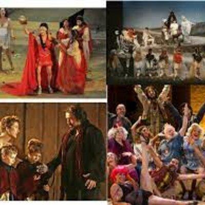 teatro timeline