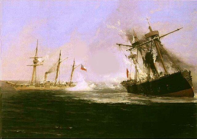 Combate naval de Punta Gruesa