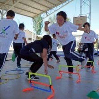 Evolución que ha tenido la educación física y el deporte. (UNESCO, OMS Y OPS) timeline
