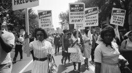 US Civil Rights Movements  timeline