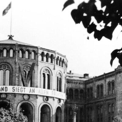 Andre Verdenskrig I Norge timeline