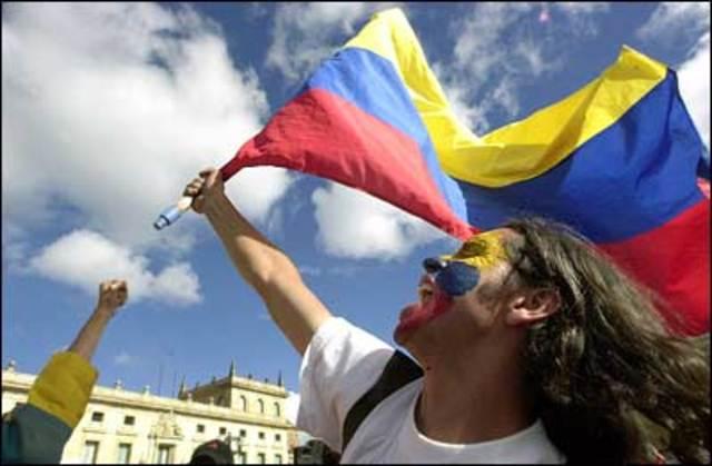 Periodo de Paz en Colombia