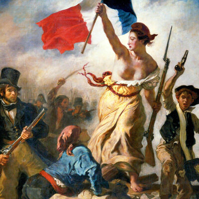 The phases of French Revolution timeline