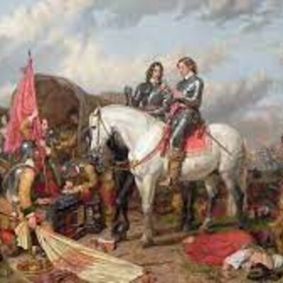 Inglaterra: siglo XVII timeline