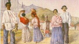 Colonización antioqueña by Daniela Alarcón  timeline