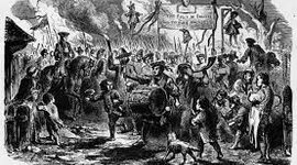 Events Leading to the American Revolution timeline