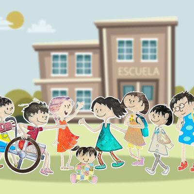 La Educación Inclusiva timeline