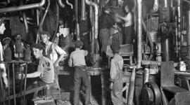 Historia de la ingeniería Industrial. timeline