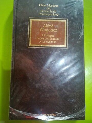 """El climatólogo y explorador del Ártico Alfred Weneger, Publica su obra: """"El origen de los continentes y los océanos"""""""