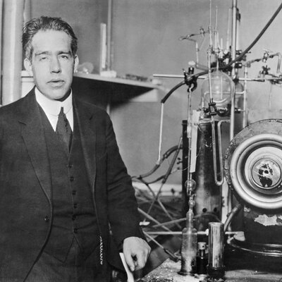 Niels Bohr timeline