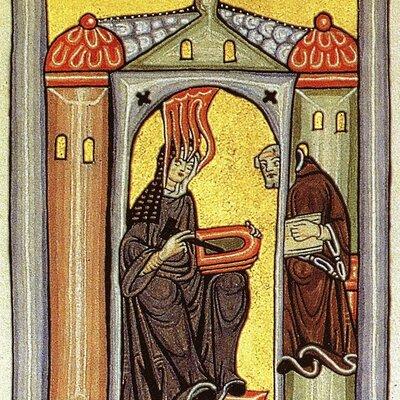 Bingeni Szent Hildegárd, latinul író német misztikus, természettudós, apátnő, zeneszerző timeline