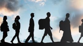 Refugees in Kozani timeline