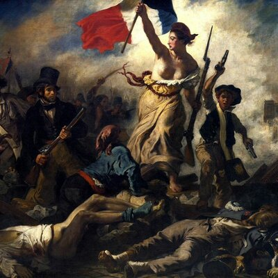 Eventos de la Revolucion Francesa timeline