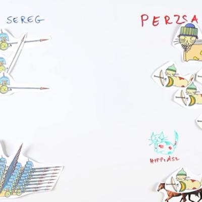 A görög-római hadviselés timeline