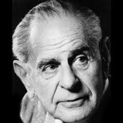 Karl Popper timeline
