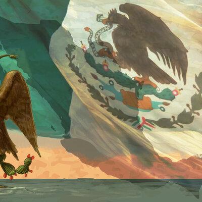 Construcción de la nación mexicana (1810-1910) timeline