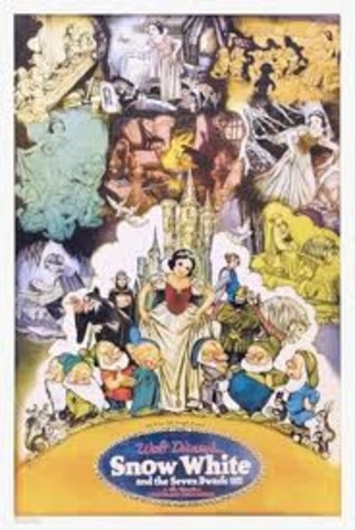 Snow White and the Seven Dwarves is Released