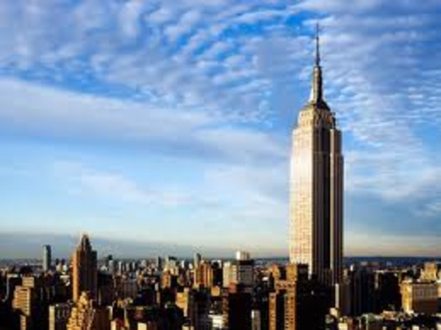 Empire State Building Construction is Finished