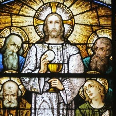 Eucharist Timeline / Noah T