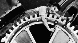 Chaplin y la industrialización  timeline