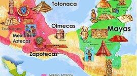 CULTURAS MESOAMERICANAS: OLMECA, MAYA, TEOTIHUACANA, ZAPOTECA, MIXTECA, TOLTECA, MEXICA timeline