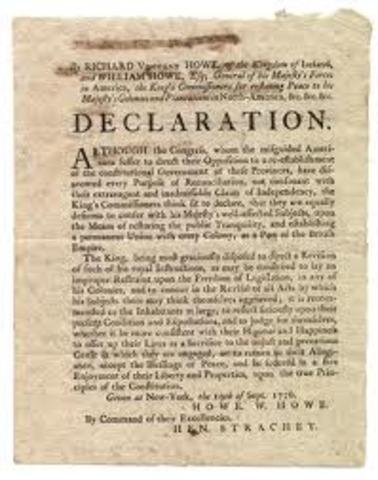 U.S. Declaration of Independence