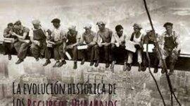 etapas de la historia de México y los recursos humanos en la administración pública. timeline