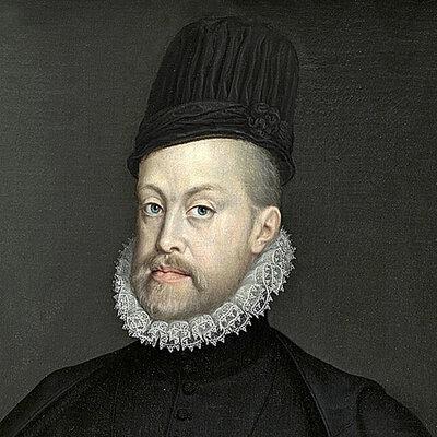 Felipe II timeline
