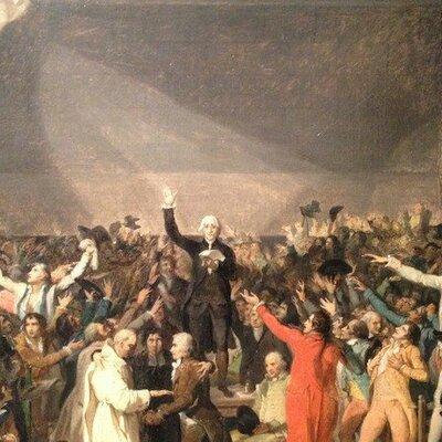 Fases de la Revolución Francesa timeline