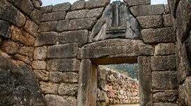 Civilització micénica timeline