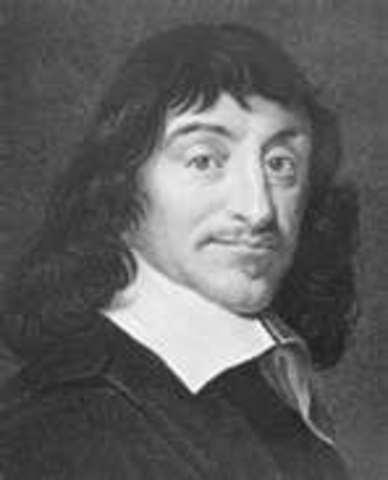 Locke reads Rene Descartes' on the Method