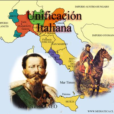Estados Italianos timeline