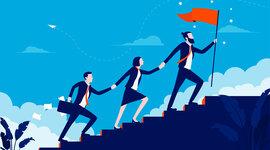 Estilos de liderazgo, motivación y comunicación timeline