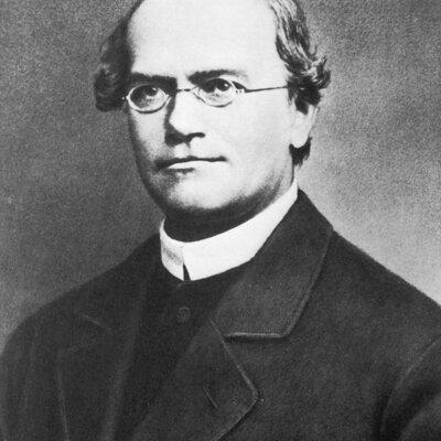 Gregor Mendel timeline